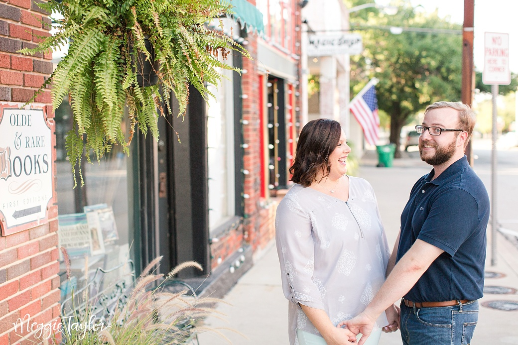 Downtown McKinney Engagement Session_1422