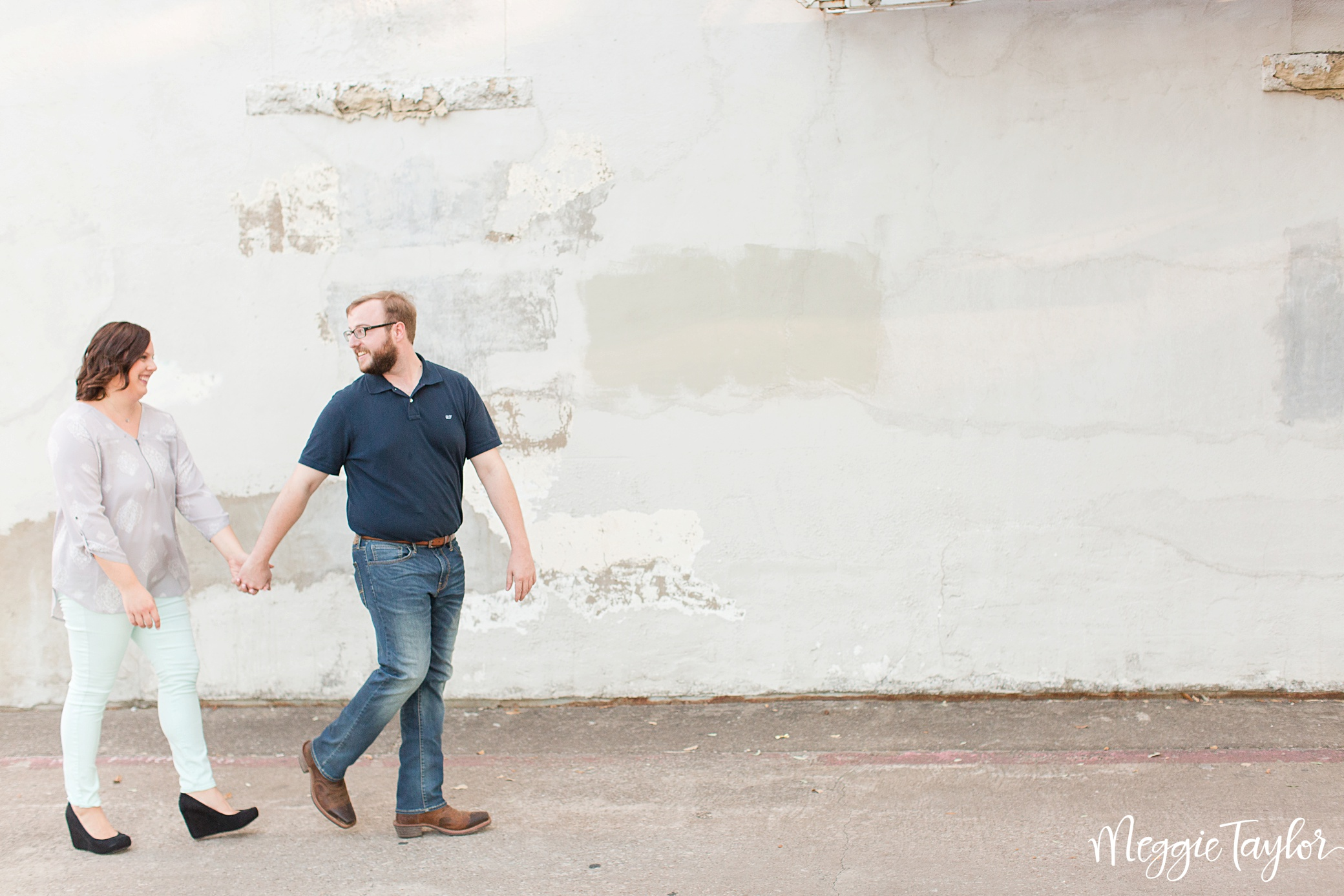 Downtown McKinney Engagement Session_1424