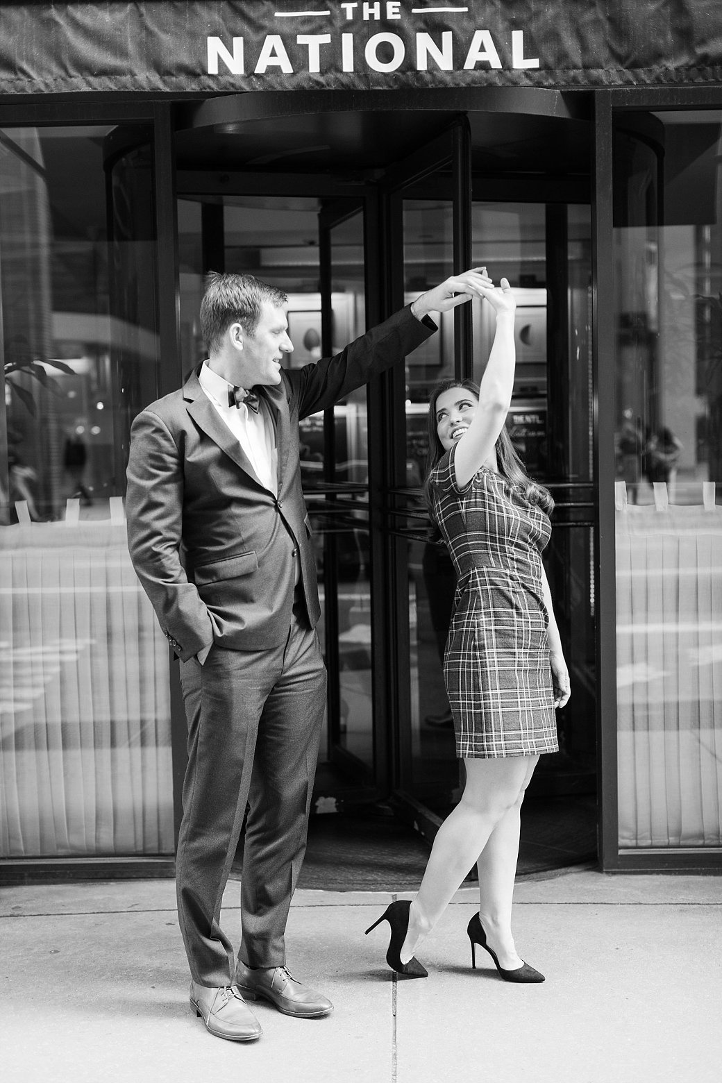 New York City Engagement Session_0223