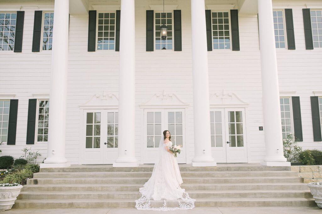Milestone Bridal Session