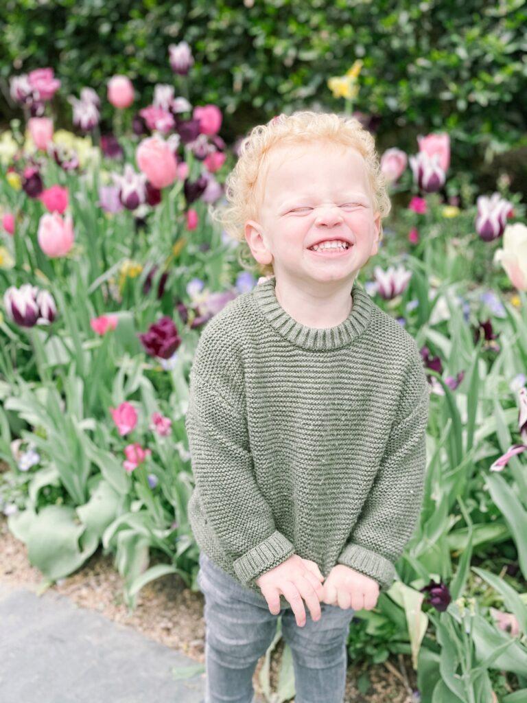 Easter Weekend Dallas Arboretum